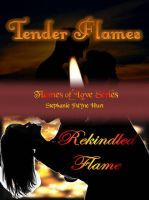 2 books at the low price of $2.99 Tender Flames & Rekindled Flame, an ebook by Stephanie Hurt at Smashwords