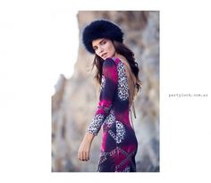 IBROO – Vestidos de fiesta invierno 2015