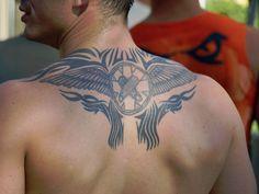 Wings Of Angel Tattoo