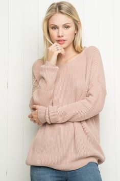 USED Ollie sweater Worn maybe 5 times and in great condition Brandy  Melville Sweaters Crew   Scoop Necks a90940941