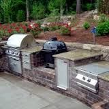 Outdoor Kitchen In Chattanooga