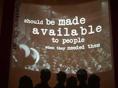 NHS - Nye Bevan speaks about National Health Care - exhibit at the People's History museum, Manchester