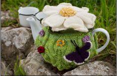 Fairy Queen Tea Cozy | What Would Madame Defarge Knit?