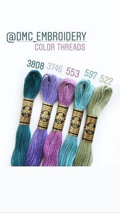 Embroidery Thread Bracelets, Dmc Embroidery Floss, Learn Embroidery, Diy Bracelets Patterns, Yarn Bracelets, Bracelet Crafts, Fil Dmc, Cross Stitch Floss, Diy Friendship Bracelets Patterns