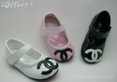 baby girl shoes it's starts early N Leila Robinson Laine Kebert N Stephy Lira Jayson Orellana Baby Girl Shoes, Girls Shoes, Baby Chanel, Chanel Kids, Cute Babies, Baby Kids, Baby Cooking, Baby Bling, Baby Couture