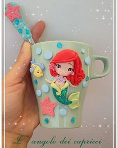 1 million+ Stunning Free Images to Use Anywhere Polymer Clay Disney, Cute Polymer Clay, Fimo Clay, Polymer Clay Projects, Polymer Clay Charms, Polymer Clay Creations, Clay Crafts, Diy And Crafts, Porcelain Clay