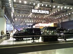 Moscow Int. Automobile Salon