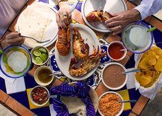 Puerto Nuevo – Playas de Rosarito – Hoteles, Restaurantes, Eventos, Vacaciones