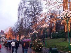 Liseberg Christmas markets, Goteborg, Sweden. #JetsetterCurator