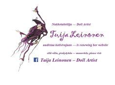 Tuija Leinonen - Doll artist