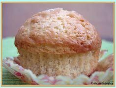 Cupcakelosophy: El desayuno de mi abuela - Magdalenas! (Receta con azúcar invertido)