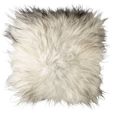 By Nord Icelandic sheep skin cushion Chalet Chic, Chalet Style, Eclectic Decorative Pillows, Nordic Bedroom, Nordic Lights, Pillow Room, House Doctor, Scandinavian Interior, Travel Style