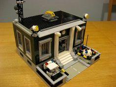 Police Station MOC