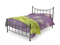 Bristol Black Double Bed, £136, dfsbeds.co.uk