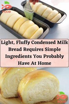 Best Bread Recipe, Coco Bread Recipe, Bread Bun, Yeast Bread, Comida Latina, Bread Machine Recipes, Condensed Milk Bread Recipe, Recipes Using Condensed Milk, Condensed Milk Desserts