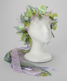 Take a look at this Disney Fairy Enchantress Headpiece by Disney on #zulily today!