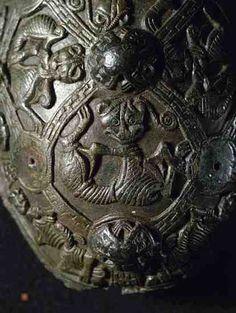 Brosze żółwiowe. Dania .Viking tortoise (oval) brooches .Na sprzedaż .For sale. www.szepczacekruki.pl - Kram Szepczące Kruki - Mojmira z Horodnej - Picasa Web Albums