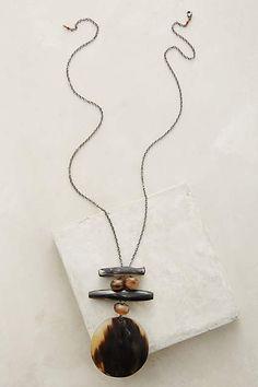 Lunasa Pendant Necklace - anthropologie.com