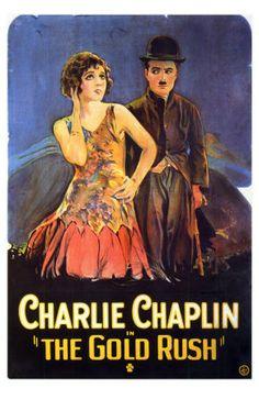 Ah les vieilles affiches de films... Toutes plus belles les unes que les autres!   chaplin