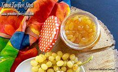 Üzüm Reçeli Nasıl Yapılır Grape Jam, Beans, Fish, Vegetables, Cooking, Pasta, Anime, Kitchen, Pisces