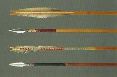 Tatar War Arrows