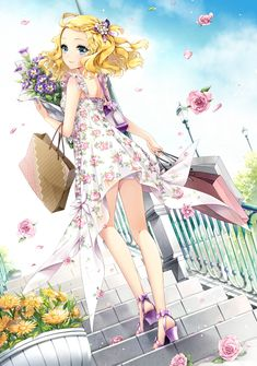 Art by manga artist Cocoon.