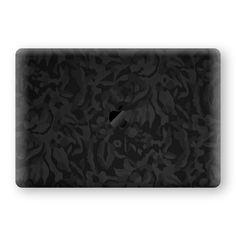 "MacBook Pro 15"" Touch Bar Luxuria BLACK CAMO 3D TEXTURED Skin Macbook Pro 15, New Skin, Clean Design, Brand You, Britain, United Kingdom, Camo, Bubbles, Just For You"
