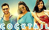 Bollywood movie Cocktail starring Diana Penty, Deepika Padukone and Saif Ali Khan. It is directed by Homi Adajania. Cocktail Hindi Movie songs, review, photos and videos. #Cocktail