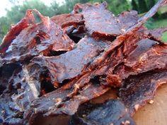 (26) Beef Jerky / Suszone Mięso -KuchniaKwasiora - YouTube