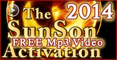 The SunSon Activation - Story Waters' Messages From Source Free Meditation, Meaning Of Life, Sacred Geometry, Law Of Attraction, Awakening, Illusions, Evolution, Meant To Be, Spirituality