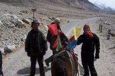Horse Trekking in Tibet.#TibetTrekking
