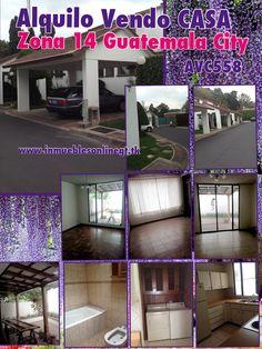 Vendo CASA Zona 14 Guatemala  AVC 558 Excelente ubicacion muy cerca de Futeca Zona 14 3 Dormitorios 2.5 Baños 2 Parqueos Sala Familiar, estudio, pergola, patio, lavanderia y servicio, cocina y lavanderia equipadas . Condominio con garita de Seguridad 24/7, parqueo de visitas Venta $275,000 Visitas 53002536 42221612 anaurrutia@live.com www.inmueblesonlinegt.tk en Facebook Bienes Inmuebles GT Contamos con amplio inventario en directo para nuestros clientes y sino lo tenemos, se lo conseguimos!