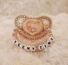 Bling Pacifier, Boy Pacifier, Binky, Ddlg Little, Little My, Little Things, Daddys Little Princess, Baby Doll Nursery, Space Outfit