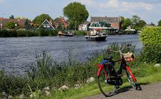 Oderkerk aan de Amstel Charming village, near our home On the Amstel bank in Ouderkerk