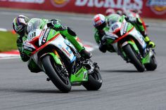 JG Speedfit Kawasaki are aiming to get their season back on track at Thruxton this weekend (4th to 6th August) with Leon Haslam and Luke Mossey intent on securing some more podium finishes. With Mossey and Haslam currently second and third in the MCE Insurance British Superbike Championship...