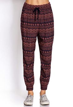Someone buy these for me! Love them! Globetrotter Harem Pants from Forever 21. MUST have!