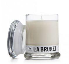 L:A Bruket: No.66 Duftkerze Raumduft Dark Vanilla