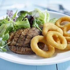 Unsere Appetizers sind alle aus den besten Zutaten hergestellt, so auch unsere Zwiebelringe. Herrlich als Snack, aber auch als Vorspeise und zu Salaten passen die Zwiebelringe sehr gut.