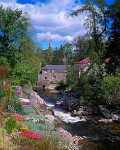 Braemar, Scotland, Aberdeenshire.  Our tips for fun things to do in Scotland: http://www.europealacarte.co.uk/blog/2010/12/30/things-scotland/