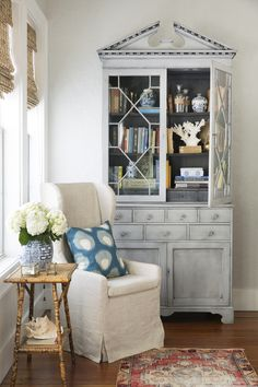 Country Living feature- the back story  www.hollymathisinteriors.com photography by Buff Strickland styling by Becki Griffin of Curious Details