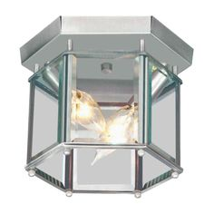 Home Basics Ceiling Lantern