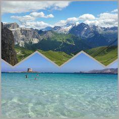 """Perché una sarda può """"sopravvivere"""" ad una vacanza in Trentino …"""