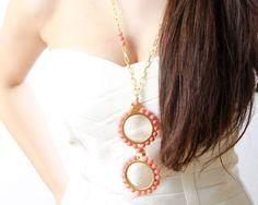 Smyrna Kolye | Modapik halka boncuk uzun kolye 40,15 TL Drop Earrings, Modern, Jewelry, Fashion, Jewellery Making, Moda, Trendy Tree, Jewelery, Drop Earring
