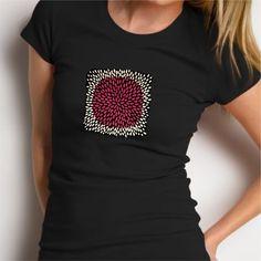 Camiseta jardín del edén.  http://www.camisetasfelices.com/
