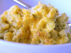 Mac n' Cheese with hidden Broccoli & Cauliflower. Hey, whatever it takes.