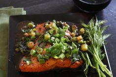 Salmon + Dill
