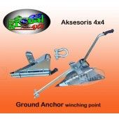 Ground Anchor winching point