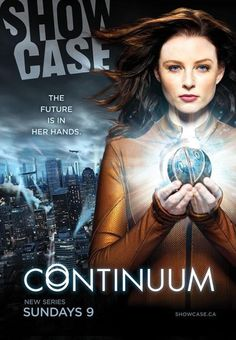 New Canadian TV Show, Continuum
