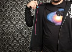 """""""CATastrophic End of the Milky Way"""" - Threadless.com - Best t-shirts in the world"""