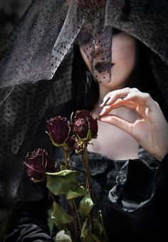 Victorian Goth : Photo